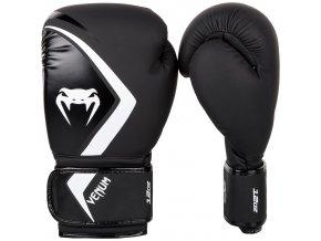 Boxerské rukavice Venum Contender Black