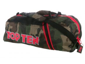 Sportovní Taška Batoh Top Ten Camo