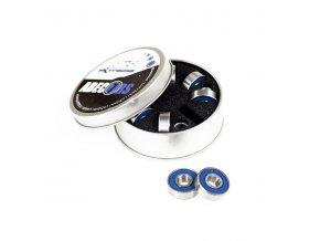 ABEC 7 RS CARBON LOŽISKA NILS EXTREME (8 KS BOX)
