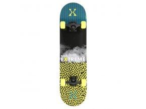 Skateboard NILS Extreme CR3108SA Brain