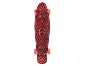 PennyBoard NILS EXTREME PNB01 Electrostyle červený