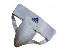 Látkový suspenzor Adidas ClimaCool (Barva Bílá, Velikost XL)