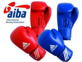 Boxerské rukavice Adidas Aiba