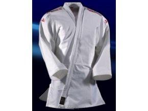 Danrho kimono Judo Yamanashi (Barva Bílá, Velikost 110)
