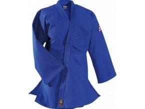 Danrho kimono Judo Randori modrá (Barva Modrá, Velikost 120)