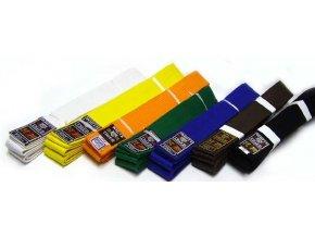 Pásek Noris Obi (Velikost 220, Barva ORANŽOVÁ)