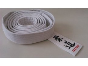 Pásek Ippon Judo Obi (Velikost 220, Barva ŽLUTÁ)