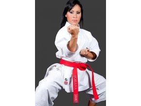 Kaze kimono Karate Rebel 14oz (Barva Bílá, Velikost 130)