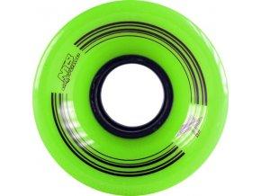 9562 1 kolecka 60x45mm pro pennyboard nils extreme zelene 4ks