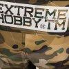 Extreme Hobby MMA trenky ČESKÝ LEV Camo2