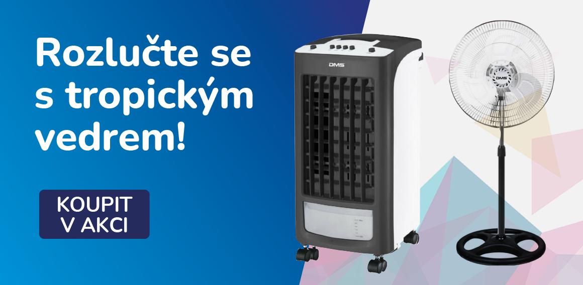 Klimatizace / Ventilátory