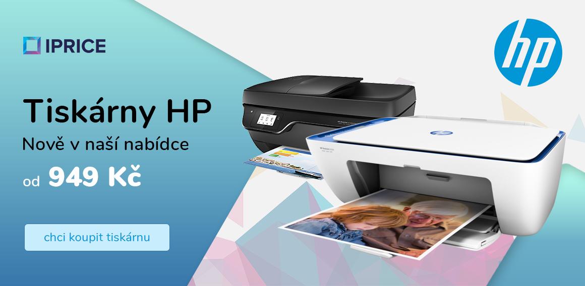 Tiskárny HP