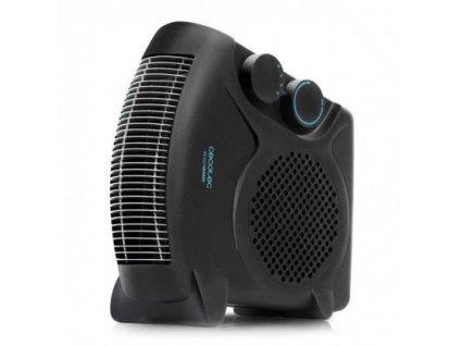 portable fan heater cecotec ready warm 9700 dual force 2000w black