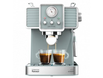 power espresso 20 tradizionale cecotec front