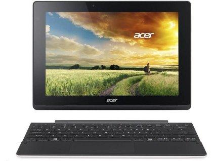 """Dotykový tablet Acer Aspire Switch 10E (SW3-016-14U6) 10.1"""", 64 GB, WF, BT, Win 10 + dock - černý/bílý / ZÁNOVNÍ"""