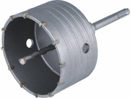 Vrták SDS PLUS do zdiva korunkový, O 100mm x 110mm, M16