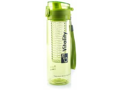 lahev g21 na smoothie juice 600 ml zelena 8595627410117
