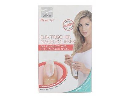 Elektrický leštič nehtů Silk´n Micro Nail