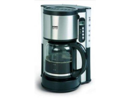 Náhradní konvice na kávovar 1 skleněná konvice Domo Do417kt-gk o objemu 5 litrů