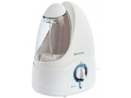 medisana ultraschall raumluftbefeuchter stufenlos regelbar mit mikrofeiner vernebelung b ware vorfuehrer