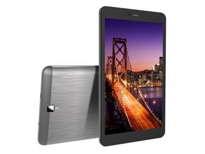 Dotykový tablet iGet Smart G81 3G / stříbrná / ZÁNOVNÍ