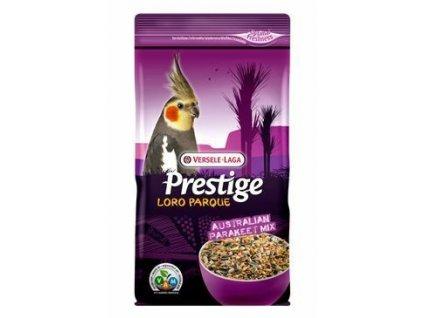 Krmivo pro papoušky VL Prestige Loro Parque Australian Parakeet mix 2,5 kg / POŠKOZENÝ OBAL