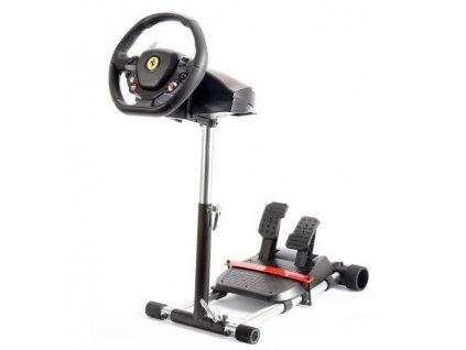 Wheel Stand Pro F458/F430/T80/T100 Deluxe V2 držák na volant / černá / ROZBALENO