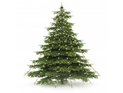 41420 led osvetleni vanocniho stromku christmaxx