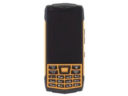 Mobilní telefon CUBE 1 T1 Dual SIM / žlutá / ZÁNOVNÍ