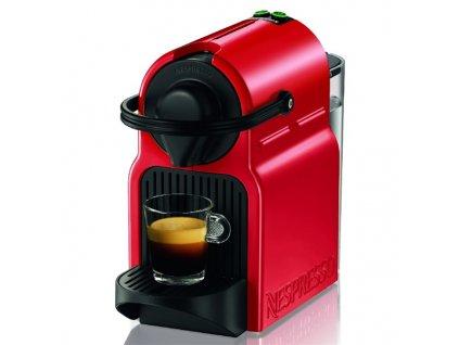 46145 kavovar krups nespresso inissia xn1005 cerveny rozbaleno