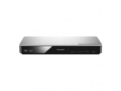 Blu-ray přehrávač Panasonic DMP-BDT181EG / stříbrná / ROZBALENO