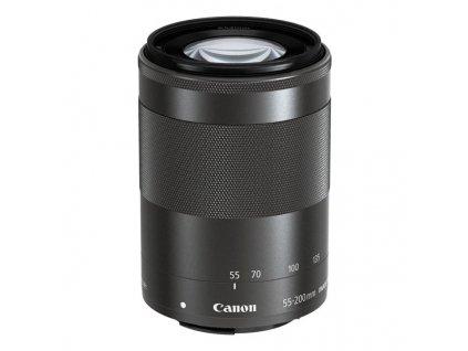 Objektiv Canon EF-M 55-200 mm f/4.5-6.3 IS STM / černá / ROZBALENO