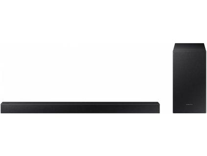 Soundbar se subwooferem HW-T450 / černá / ZÁNOVNÍ