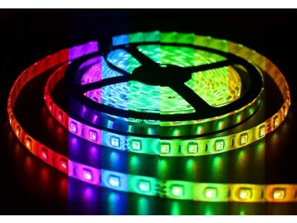 27362 led pasek rgb 5050 60 led m 5 m ip 20