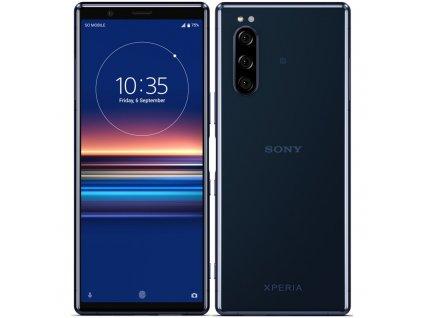 46313 2 mobilni telefon sony xperia 5 modry