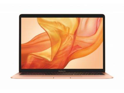46412 3 ntb apple macbook air 13 128 gb gold i5 8gb 128gb 13 3 wqxga bez mechaniky intel hd graphics 617 bt fpr cam macos mojave rozbaleno