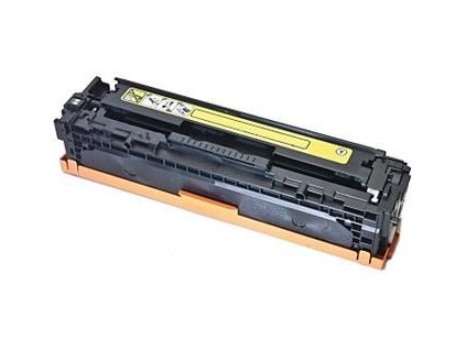 printwell 125a cb542a tonerova kazeta patent ok barva naplne zluta 1400 stran