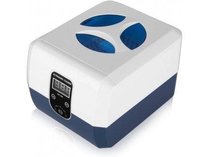46877 ultrazvukovy cistic floureon vgt 1300 digitalni displej 40khz 1300 ml