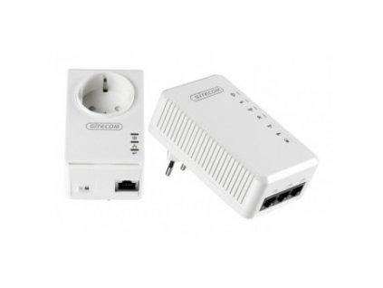 Sitecom wifi homeplug 200mbps combo pack 32