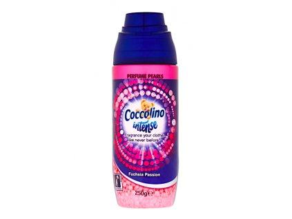 Coccolino vonné perličky Fuchsia Passion 250g růžové 8714100004333