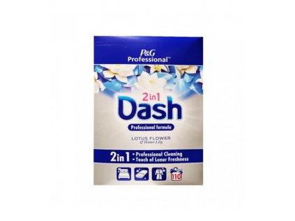 Dash prací prášek Lotus Flower&Water Lily 7,15kg 110WL 8001090397027