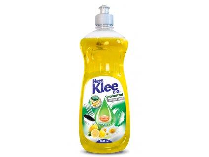 Klee Silver Line Zitrone Kamille prostředek na mytí nádobí 1 L (Karton 12ks)