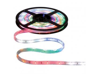 paulmann 70415 waterled multicolor stripe set 105 w 5 meter ip67 inkl leuchtmittel