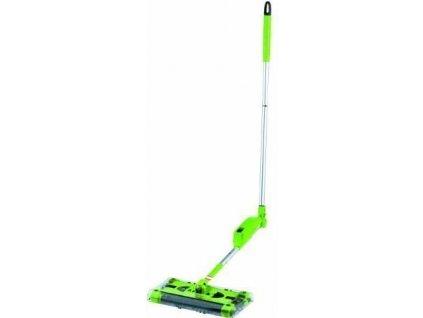 42470 podlahovy zametac cleanmaxx swivel sweeper g2 zeleny rozbaleno