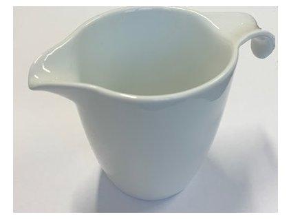 12770 porcelanovy salek na kavu smetanu la porcellana bianca aria 125 ml