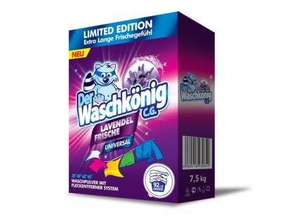 573 waschkonig universal praci prasek s vuni levandule 7 5 kg 100 prani