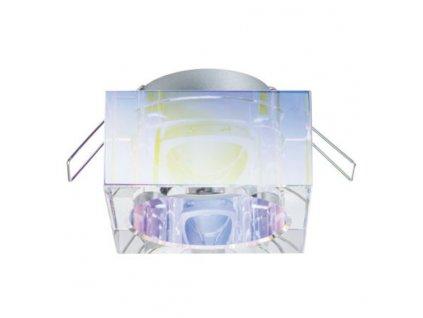 3er set paulmann 92618 2easy einbauleuchten cristall einbauring dichroic exkl leuchtmittel