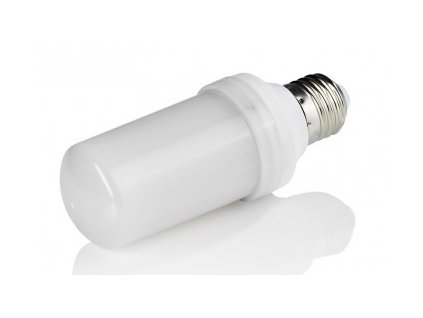 EASYmaxx - LED žárovka efekt plamen E27 1W