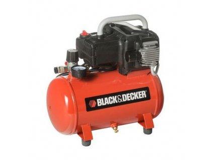 black 43 decker kompresor bezolejowy 12 l 8 bar nkbn304bnd009 8016738758542