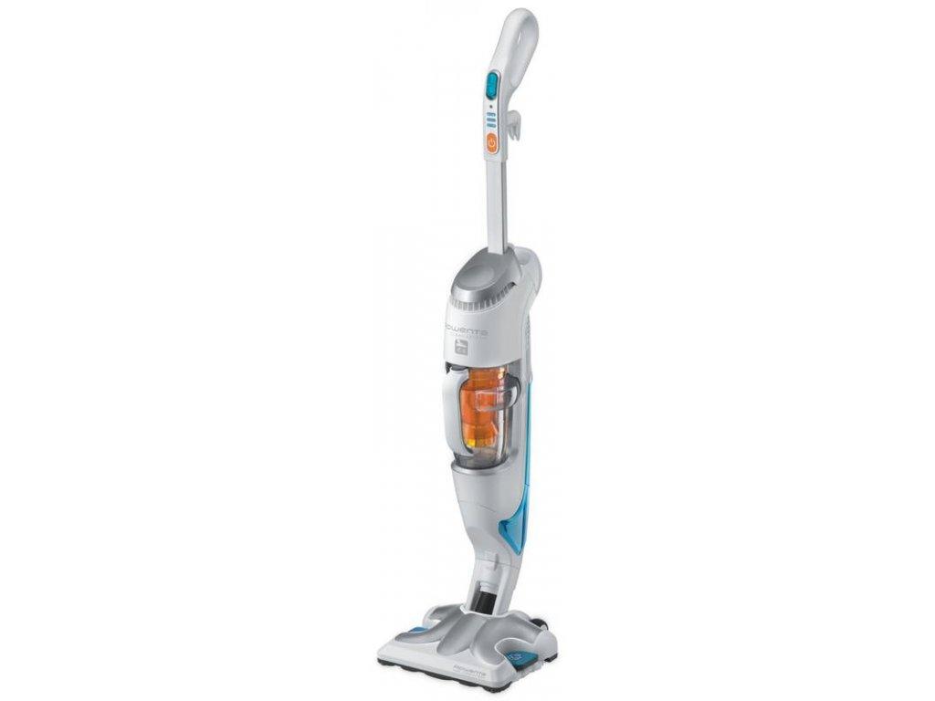 Parní čistič Rowenta Clean&Steam RY7557WH - bílý / ZÁNOVNÍ